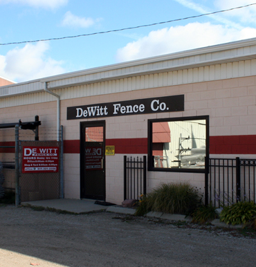 Dewitt Fence Office